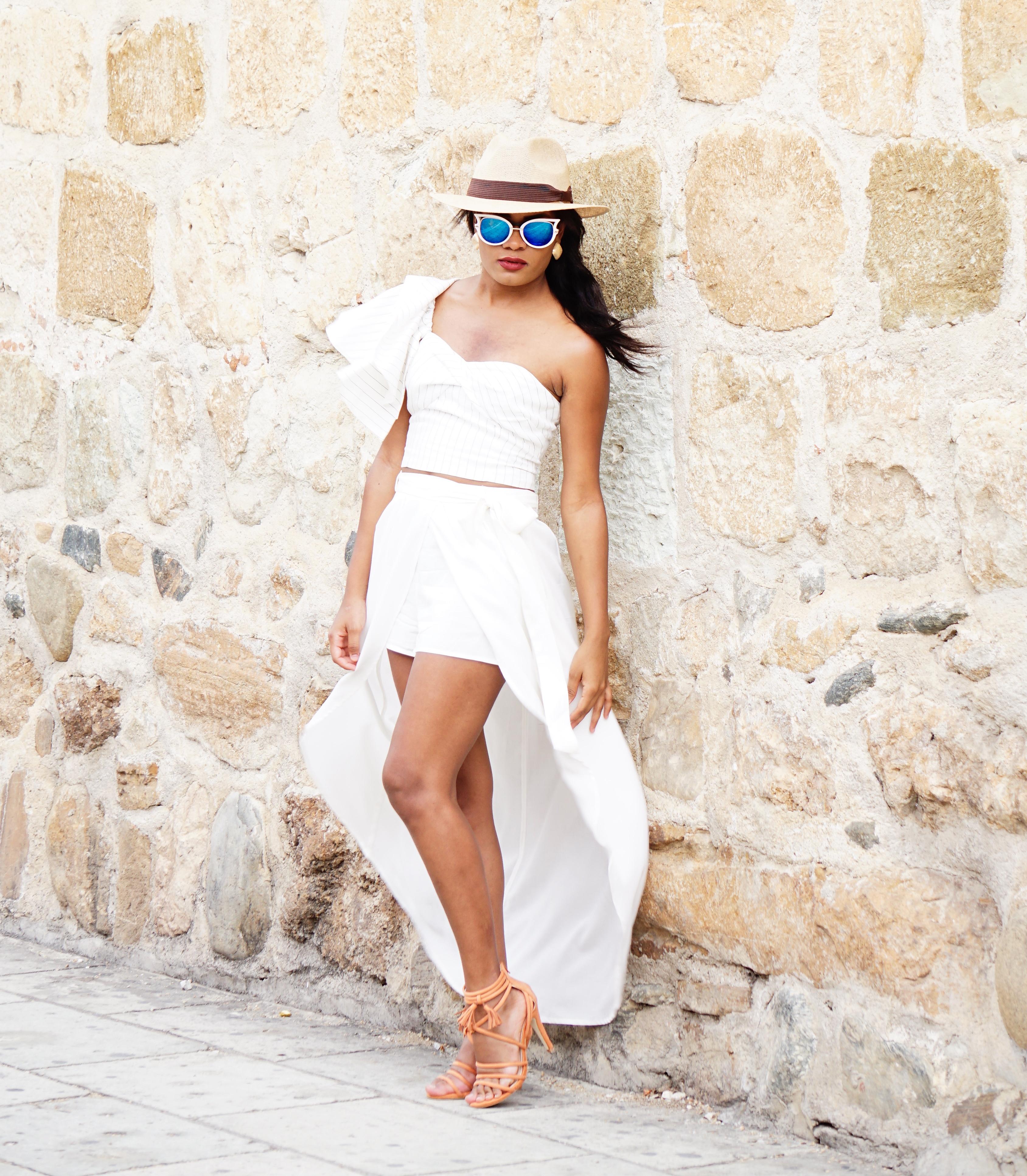 La prenda infalible del verano: la falda pantalón